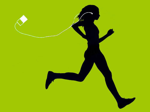My Top 10 Workout Songs February 2012