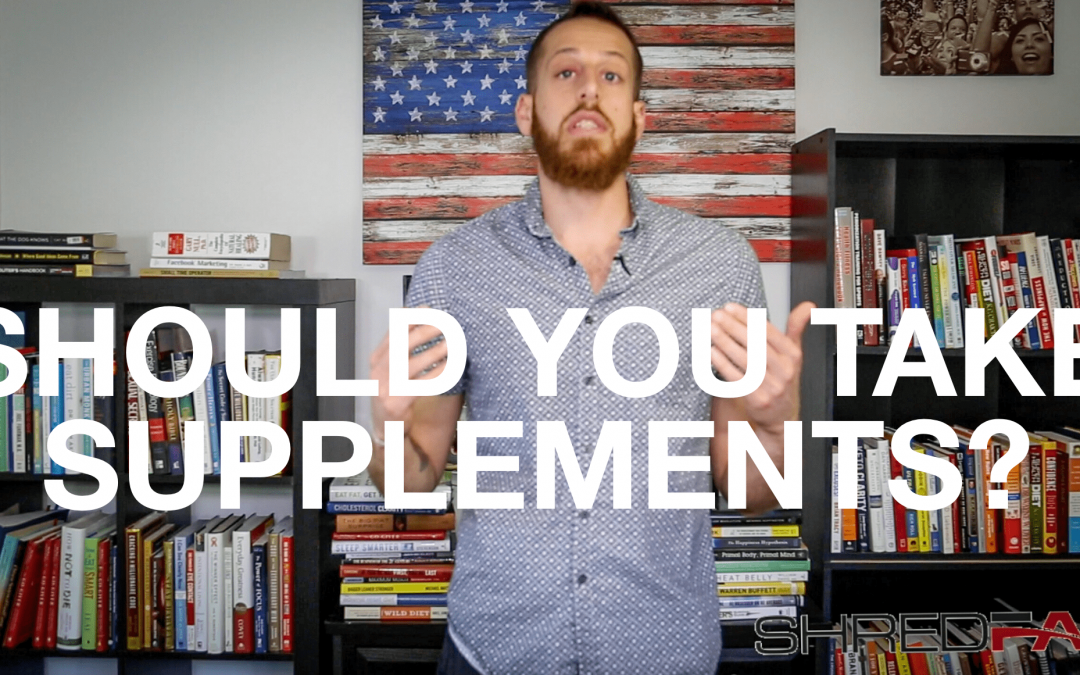 Are Supplements a Waste of Money?