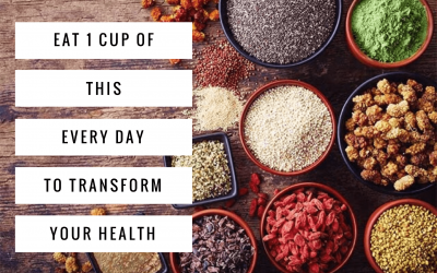 Have one cup of THIS every single day to transform your health